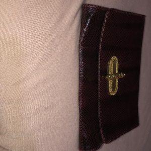 Women's clutch bag